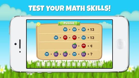 Smash Math: Berry Jam - náhled