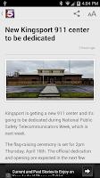 Screenshot of News 5 WCYB.com Mobile