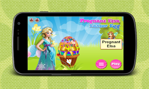 Dress Up Pregnant Elza