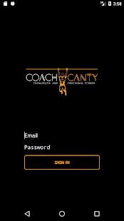 CoachCanty - náhled