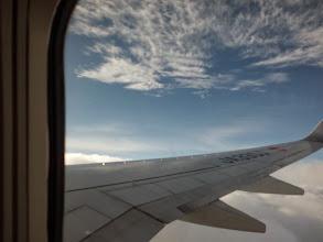 Photo: ひさしぶりの飛行機