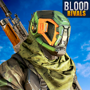 Blood Rivals: Survival Battleground Shooting Games
