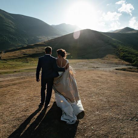 Свадебный фотограф Анна Хомутова (khomutova). Фотография от 29.01.2018