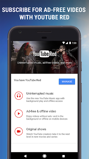 Screenshot 7 for Google Music's Android app'