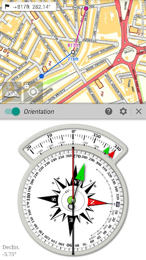 All-In-One Offline Maps 3.0b screenshots 8