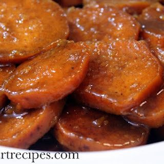 Baked Yams Brown Sugar Recipes