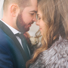 Wedding photographer Andrey Vorobev (andreyvorobyev). Photo of 04.12.2016
