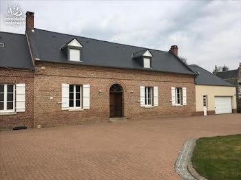 maison à Tours-en-Vimeu (80)