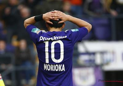 Anderlecht a affronté Courtrai ce lundi : les remplaçants mauves l'ont emporté !