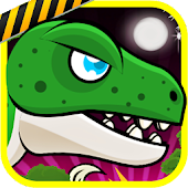 Dinosaur Battle Fighting Game