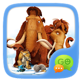 (FREE) GO SMS ICE AGE STICKER