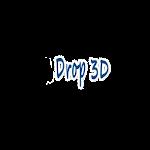 Drop 3D Icon