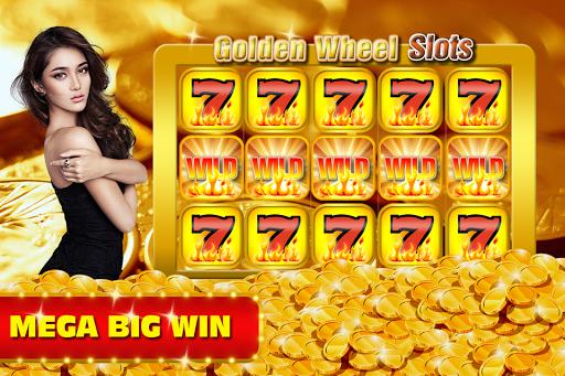 玩免費博奕APP|下載777 Golden Wheel Slot app不用錢|硬是要APP
