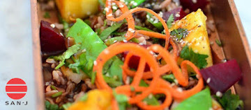 Gluten-free Orange Turmeric Wild Rice Salad Recipe