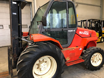 Picture of a MANITOU M 26-4