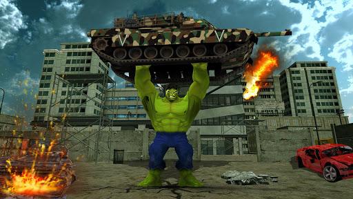 Futuristic War of Robots Transform Superhero Fight 1.0.2 screenshots 3