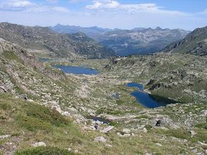 Photo: Val d'Aran:  lacs de Miei i Naut de Saboredo