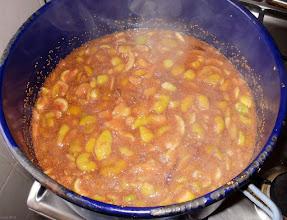 Photo: Dżem z fig - gotowanie 21