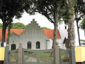 Photo: Sankt Nicolaj Kirke fra ca. 1455 - hvor tårnet vender mod øst.