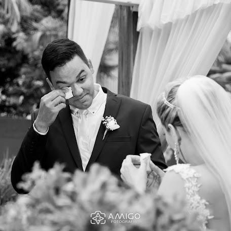 Fotógrafo de casamento Ricardo Amigo (AmigoFotografia). Foto de 13.12.2017