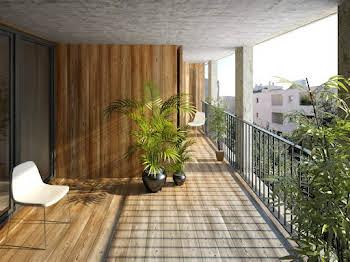 Appartement 4 pièces 97,78 m2