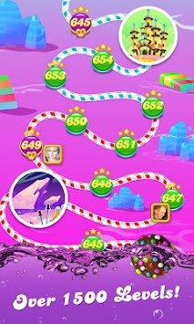 Candy Crush Soda Saga apk screenshot