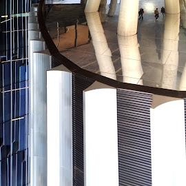 Main Point Pankrac by Barka Fabiánová - Buildings & Architecture Architectural Detail ( architecture detail, architecture detail building prague, architecture )