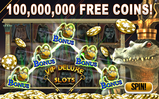 Slots: VIP Deluxe Slot Machines Free - Vegas Slots for PC