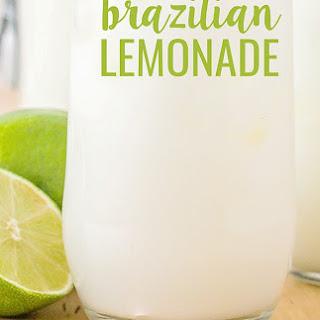 Brazilian Lemonade.