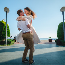Wedding photographer Kirill Rusinov (OSproduction). Photo of 21.08.2017