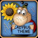 Apex/GO  Theme Lucky Ladybug icon