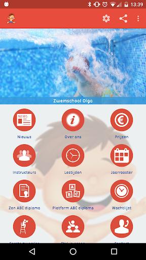 Zwemschool Olga