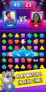 Match Masters - Online PVP Match 3 Puzzle Game Screenshot
