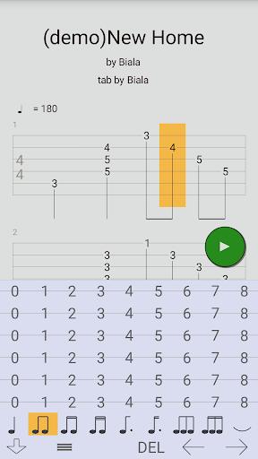 Guitar Tabs X 4.08 screenshots 10