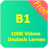 1000 Videos B1 Deutsch Lernen