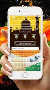Indie Téma Klávesnice - náhled
