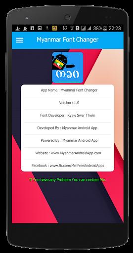 Download Myanmar Font Changer Google Play softwares - ap7k9GnrwM5o