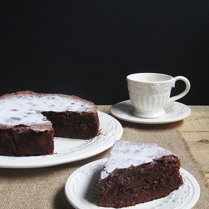 Chocolate Ricotta Cake Recipe