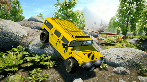 Offroad Driving Simulator 4x4 : Jeep Mudding  code Triche 1