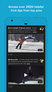 RIDERS – Snowboard, Ski, BMX- screenshot thumbnail
