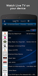 Tata Sky Mobile- screenshot thumbnail