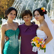 Wedding photographer Evgeniy Vislobokov (wislobokov). Photo of 17.01.2015