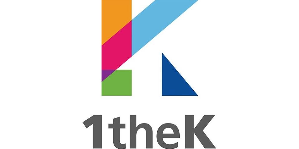 1TheK Logo