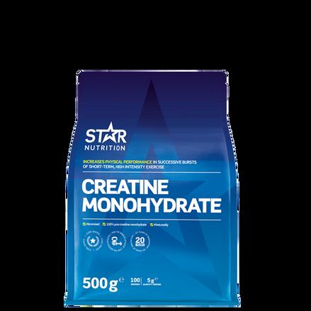 Star Nutrition Creatine Monohydrate 500g