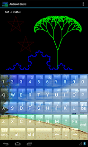 NS-Basic for Android screenshot 3