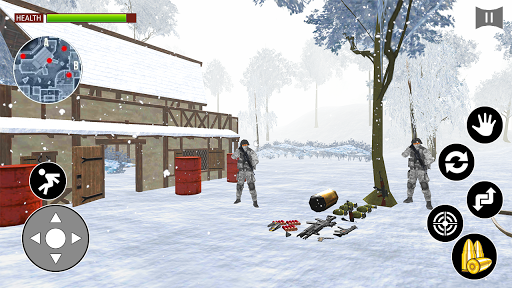 Call of Impossible Sniper World War 2 Hero 3D 1.1 screenshots 8