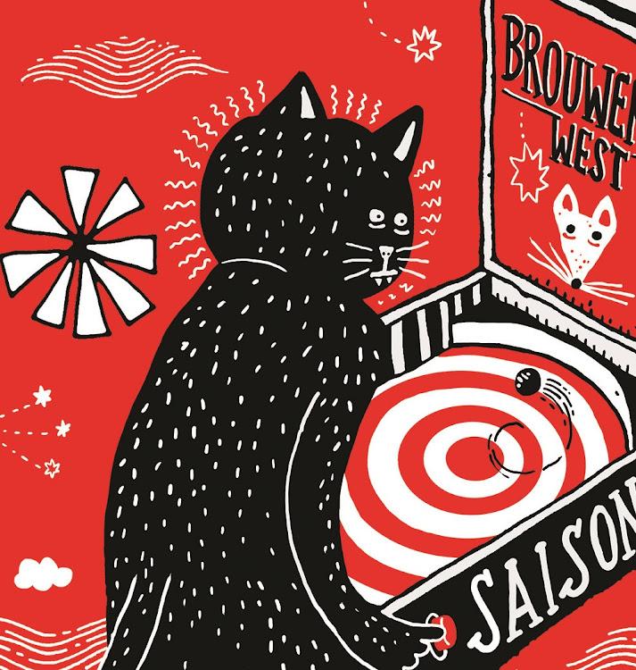 Logo of Brouwerij West Saison