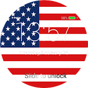 USA Lock Screen