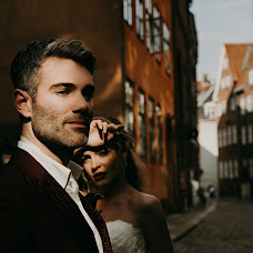 Wedding photographer Aleksandra Shulga (photololacz). Photo of 10.06.2018