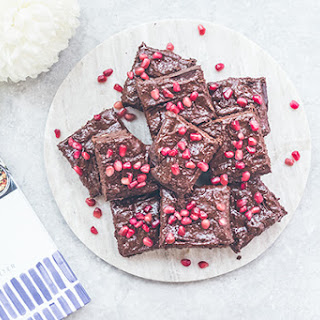 Gluten-Free Black Bean Brownies with Maple Nut Butter | Mindful Chef.